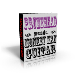 MonkeyMan Guitar 3D
