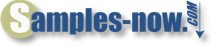Samples-Now.com Logo